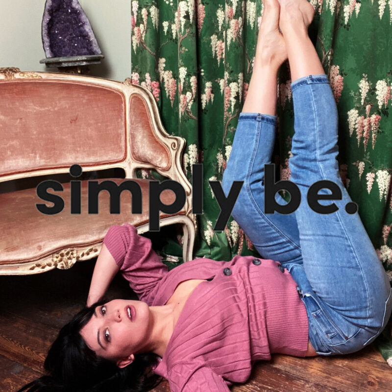 Influencers Give Simply Be Campaign 'Iconic' Status